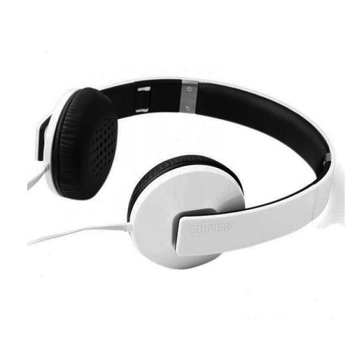 EDIFIER Headphone [H750] - White - Headphone Portable
